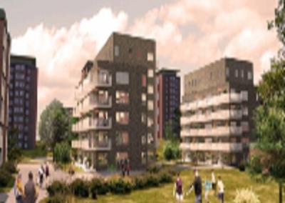 Stadsutveckling Larsberg, Lidingö