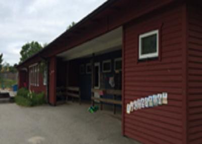 Ombyggnad förskola Sörskogen, Huddinge