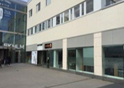 Hyresgästanpassning Swedbank m.fl., SKHLM Skärholmen centrum