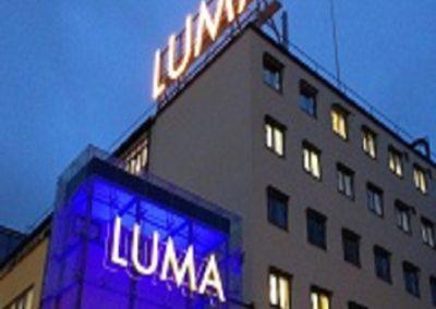 Om- och tillbyggnad av entré, Kv Luma, Hammarby Sjöstad