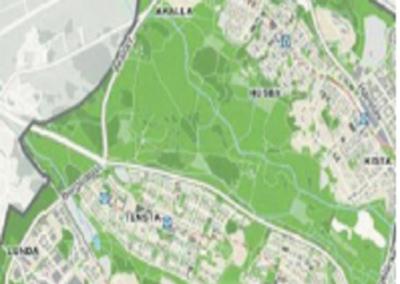 Stadsdelsutveckling, Järvalyftet, Stockholm