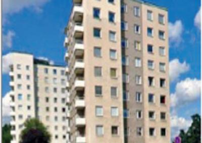 Energiåtgärder i flerbostadshus, kv Källängsmården, Lidingö