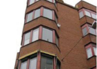 Takombyggnad, kv Österbotten 32, Stockholm