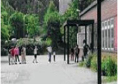Om- och tillbyggnad, Kvarnhagsskolan, Botkyrka
