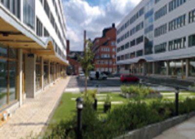 Utveckling av industrifastighet kv Siktet 5, Stockholm