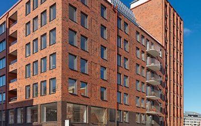 Skandias projekt blev årets byggnad i Sundbyberg