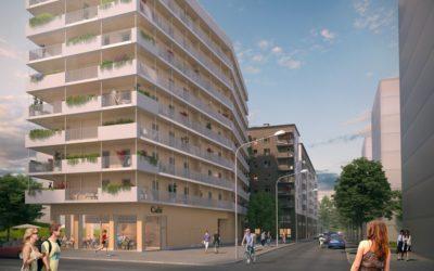 CM-projekt åt Stockholmshem