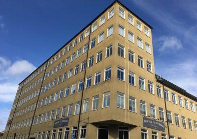Hyresgästanpassning Niklas & Friends cateringkök, Hammarby